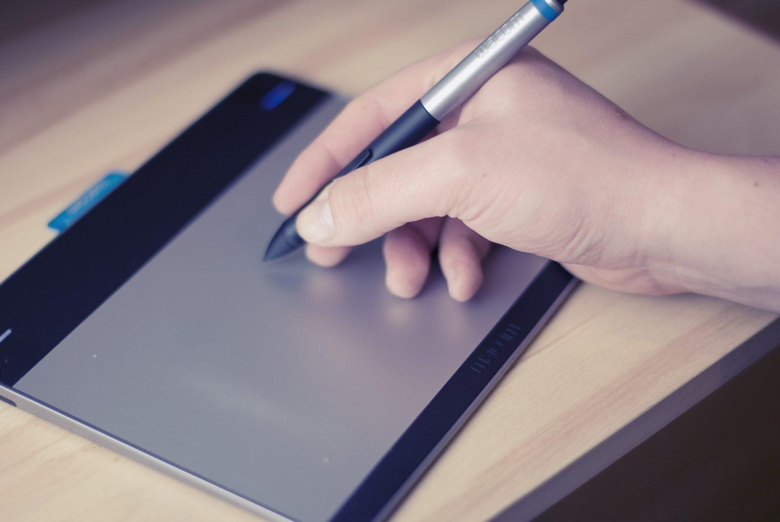 Планшет для рисования Wacom intuos