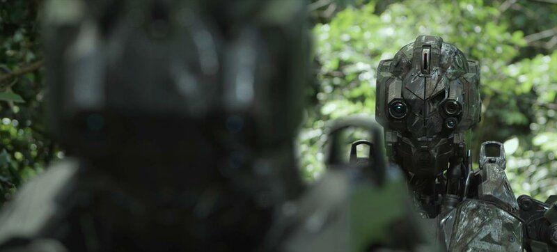 Боевой робот номер 4 (фильм, 2021)
